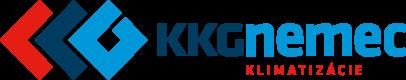 logo KKG Nemec klimatizácie